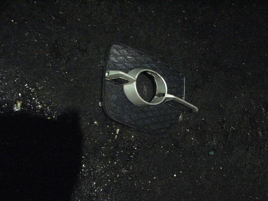 Phụ tùng của ô tô gây tai nạn rơi tại hiện trường