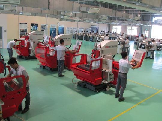 Nhà máy sản xuất của Bosch tại Đồng Nai