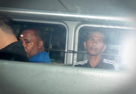 Các nghi can bị cảnh sát Singapore bắt giữ điều tra