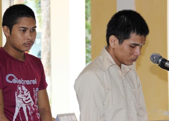 30 năm tù cho hai kẻ hiếp dâm thiếu nữ tại chòi giữ vịt