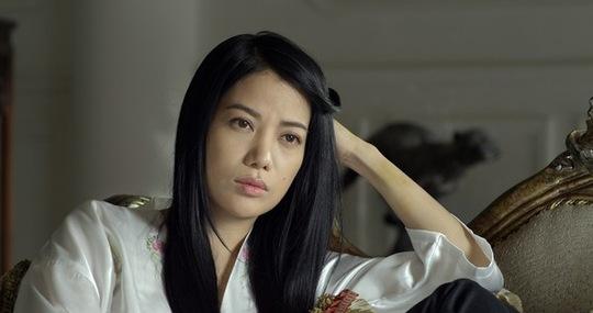 Trương Ngọc Ánh vai Hương Ga trong phim cùng tên. (Ảnh do đoàn phim cung cấp)