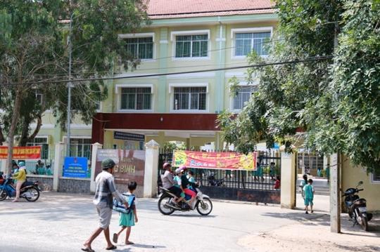 Sau vụ việc hiện việc nấu nướng tại trường Long Bình đã bị đình chỉ