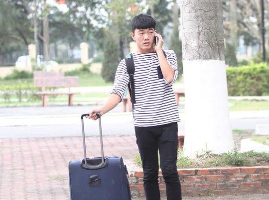 XuânTrường từ quê nhà Tuyên Quang ra Hà Nội