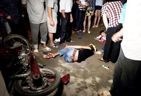 Hiện trường vụ tai nạn khiến 4 người nhập viện
