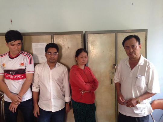 Vợ chồng chủ quán và 2 nhân viên đang bị tạm giữ hình sự