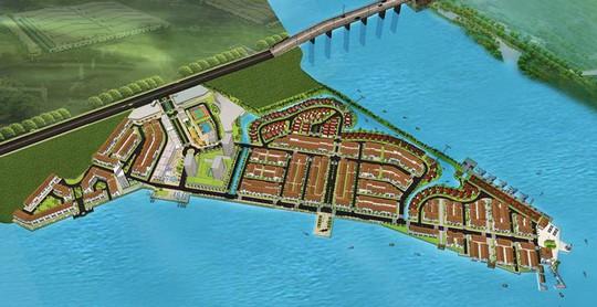 Quy hoạch dự án Marine City