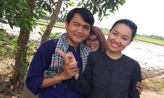 Thanh Tuấn và Lê Khánh trong phim Bác Ba Phi kén dâu