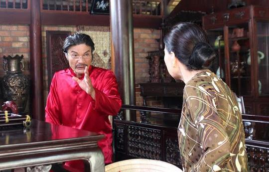 Tăng 5kg, NSƯT Công Ninh được đóng vai nhà giàu
