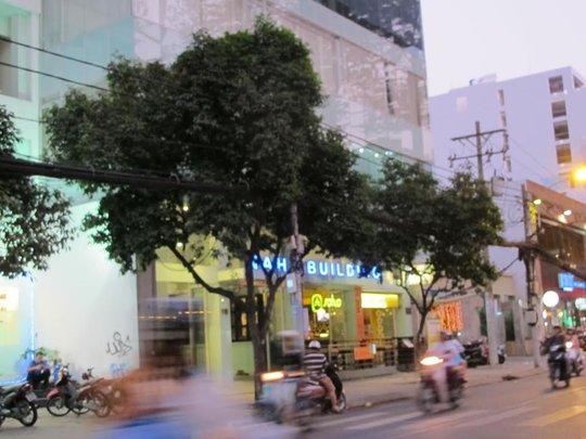 Căn nhà 110, Cao Thắng, quận 3 của bà Hạnh