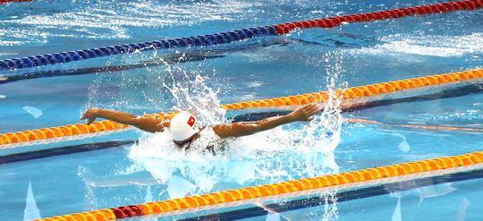 Ánh Viên đạt thành cao tại các kỳ SEA Games nờ chế độ tập luyện và dinh dưỡng khoa học