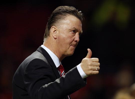 HLV Van Gaal ít nhiều đã sai lầm về chiến thuật trogn trận hòa West Ham