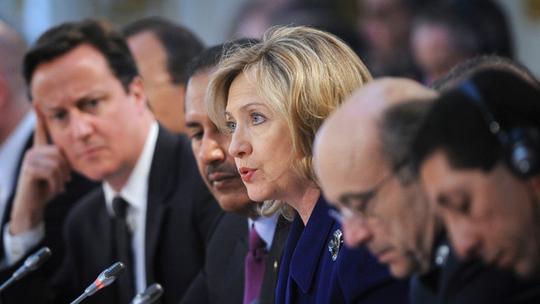 Lần đầu hé lộ e-mail cá nhân của bà Hillary Clinton