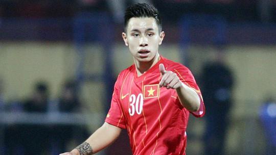 Trung vệ Michal Nguyễn từng khoác áo tuyển Việt Nam vào năm 2013