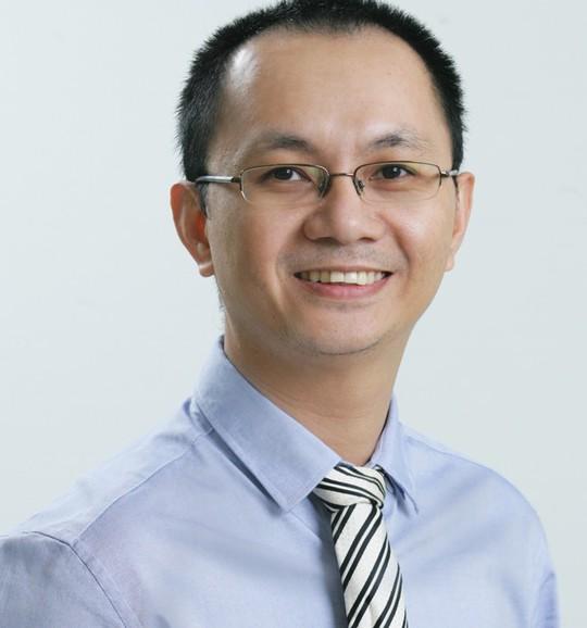 Thầy Hoàng Anh Tuấn Kiệt - Hiệu trưởng nhà trường.
