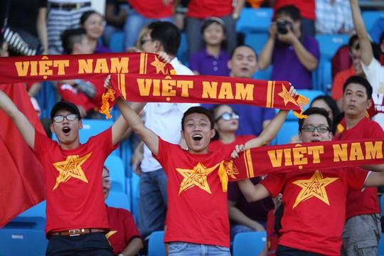 Người hâm mộ đang chờ thêm một chiến thắng nữa của U23 Việt Nam