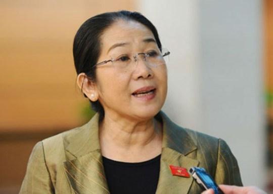 ĐBQH Võ Thị Dung (Đoàn đại biểu TP.Hồ Chí Minh): Sửa Điều 60, Quốc hội cần có một lời xin lỗi với người lao động
