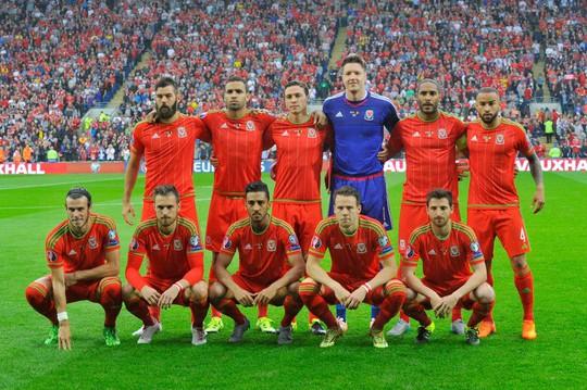 Tuyển Xứ Wales tại vòng loại Euro 2016