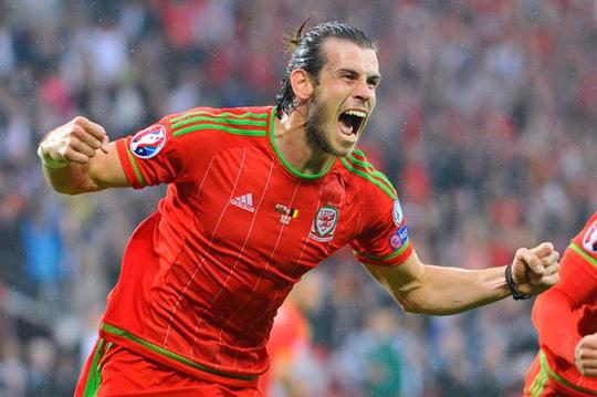 Bale ghi bàn duy nhất trong trận thắng tuyển Bỉ