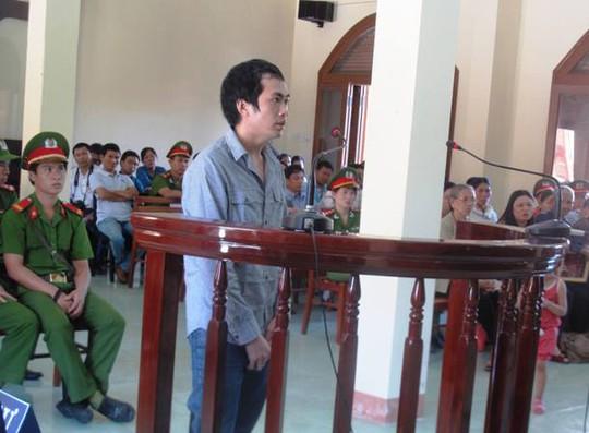 Bị cáo Nguyễn Thân Thảo Thành bị tuyên phạt với mức án cao nhất (8 năm) trong số 6 bị cáo của vụ án này