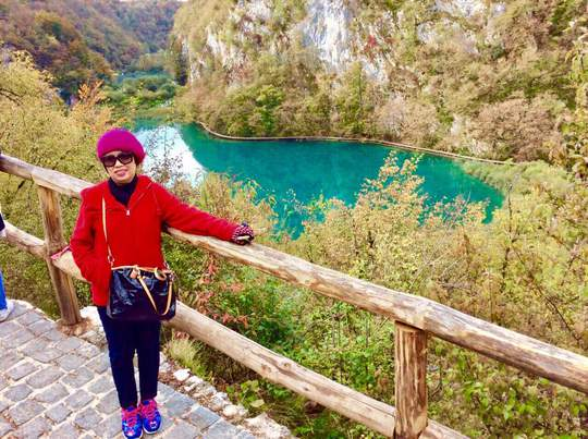 Ngất ngây trước sắc màu Plitvice
