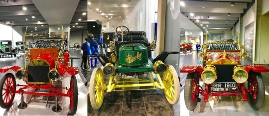 Các mẫu xe cổ điển