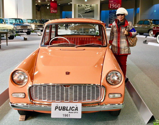 Chiếc Toyota Publica 1961