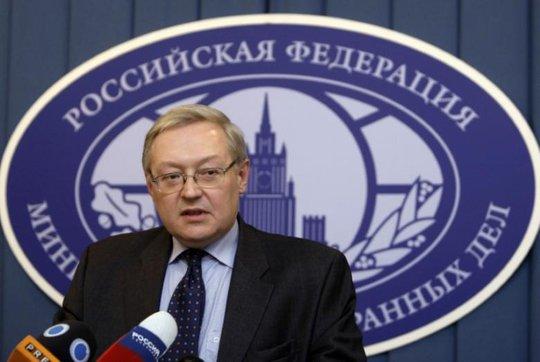 Thứ trưởng Ngoại giao Nga Sergei Rybakov. Ảnh: REUTERS