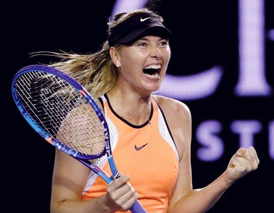 Khán giả quần vợt sẽ sớm được xem tay vợt xinh đẹp tranh tài