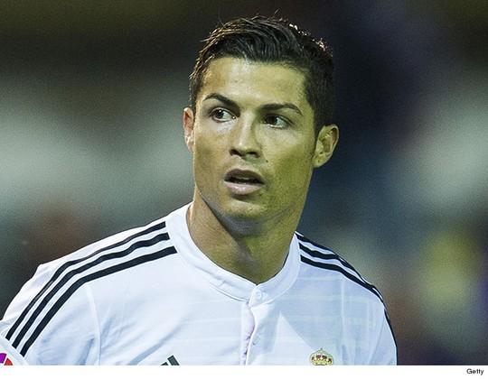 Thời điểm máy bay của Ronaldo gặp nạn anh đang ở Đức