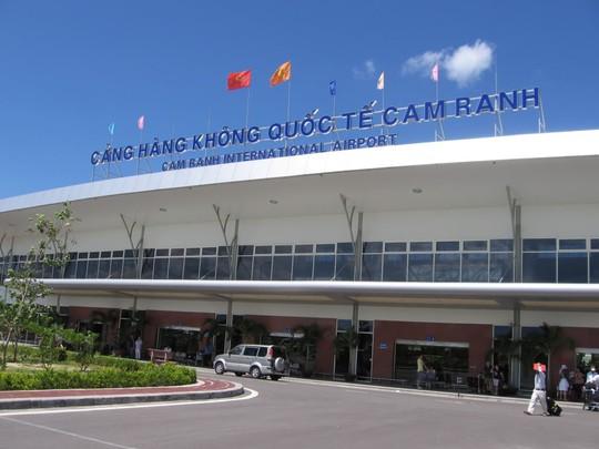 Image result for sân bay cam ranh