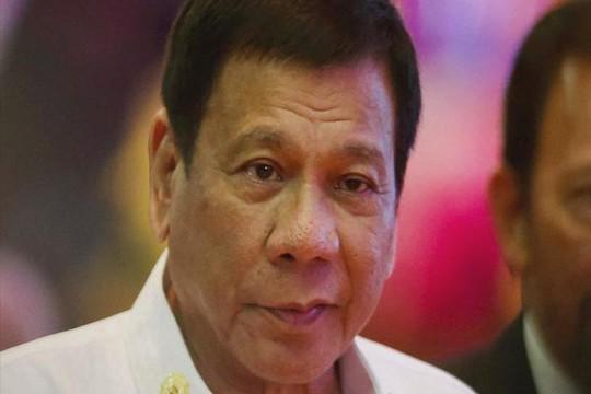 Tổng thống Philippines Rodrigo Duterte Ảnh: CNBC