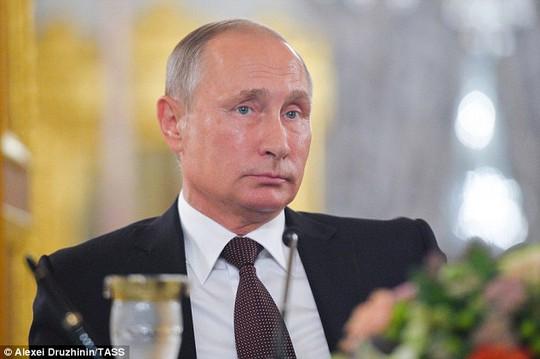 Tổng thống Putin ra lệnh cho quan chức hồi hương người thân ở nước ngoài. Ảnh: TASS