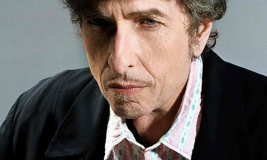 Bob Dylan - người thắng giải Nobel văn chương năm nay. Ảnh: THE GUARDIAN