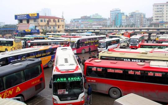 Sắp tới đây nhiều tuyến xe khách cố định sẽ bị điều chuyển - Ảnh: Phi Hùng