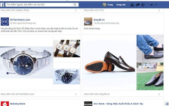 Facebook Marketplace sẽ giúp người bán, mua hàng tiếp cận nhau dễ dàng hơn