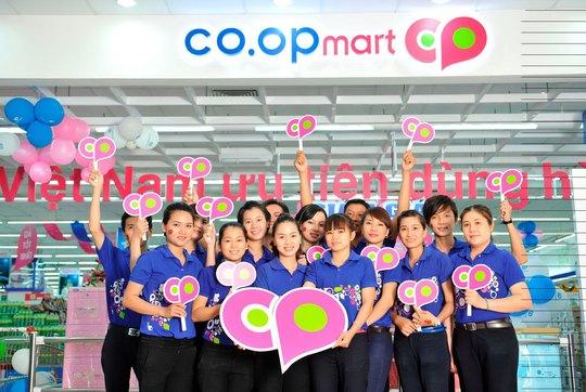 Chuyên nghiệp và thân thiện tạo nên một hình ảnh Co.opmart gần gũi với người tiêu dùng