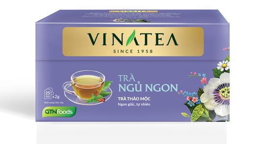 Trà Ngủ Ngon, sáng chế mới từ Vinatea làm thay đổi quan niệm trà gây mất ngủ