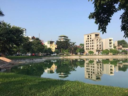 Nhiều tiềm năng kinh tế khi sở hữu căn hộ gần hồ