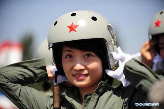 Yu Xu tử nạn trong buổi bay huấn luyện. Ảnh: Tân Hoa xã