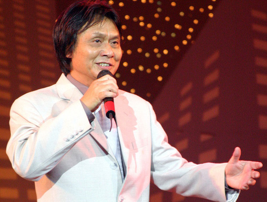 Ca sĩ Quang Lý Ảnh: THANH HIỆP