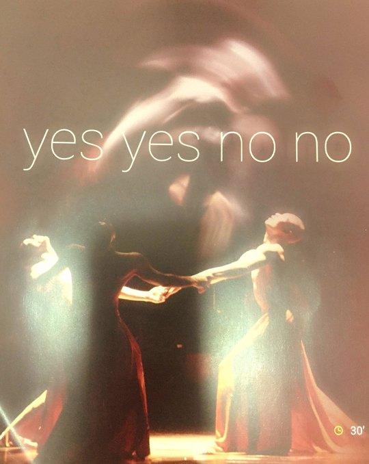 """""""Có có, không không"""" phiên bản 2016 sẽ diễn tại Nhà hát TP HCM vào tối 26-9 Ảnh: HẢI MINH"""