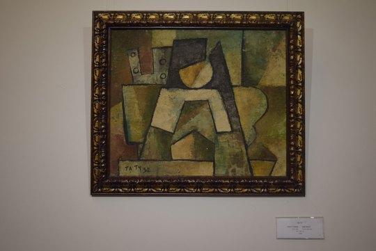 Bức tranh giả có ký tên Tạ Tỵ không phải của họa sĩ Tạ Tỵ mà là làm giả tranh của họa sĩ Thành Chương