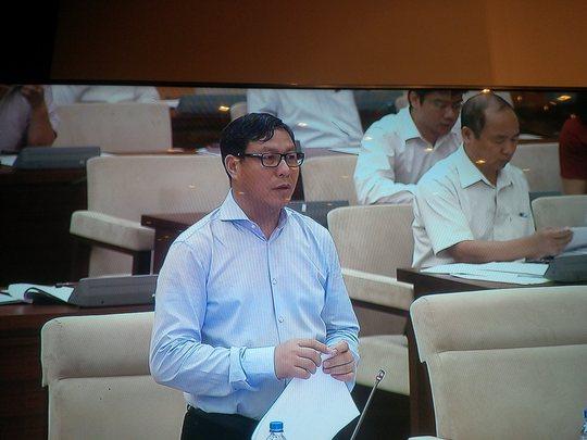 Thứ trưởng Bộ Kế hoạch và Đầu tư cho rằng quy hoạch lúa gạo, cá rô phi là hết sức phí lý mà hãy để thị trường điều tiết - Ảnh chụp lại màn hình