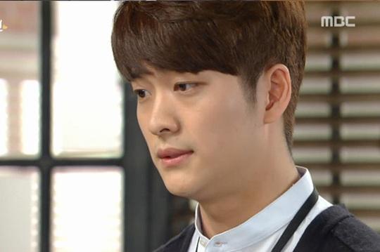 Vẻ điển trai của Tae Oh