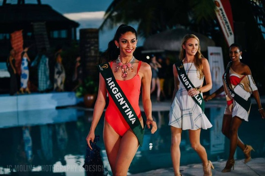 Ngắm bikini của thí sinh Hoa hậu Trái Đất 2016