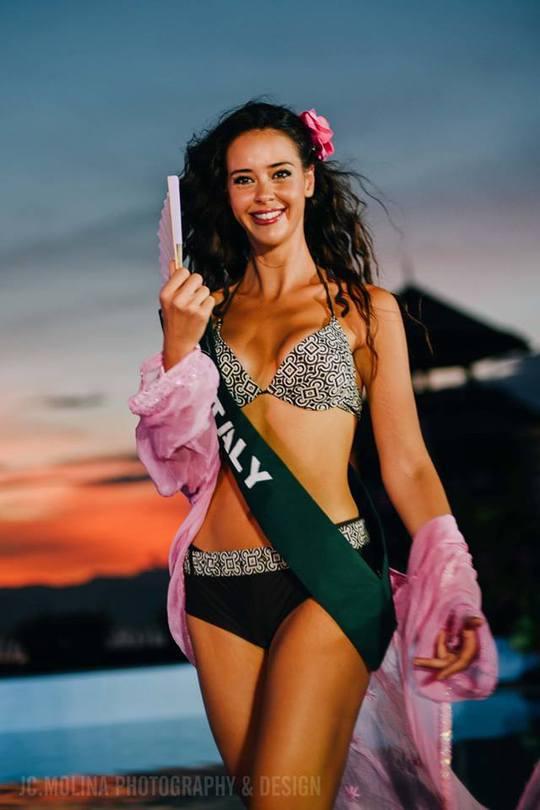 Hoa hậu Italy