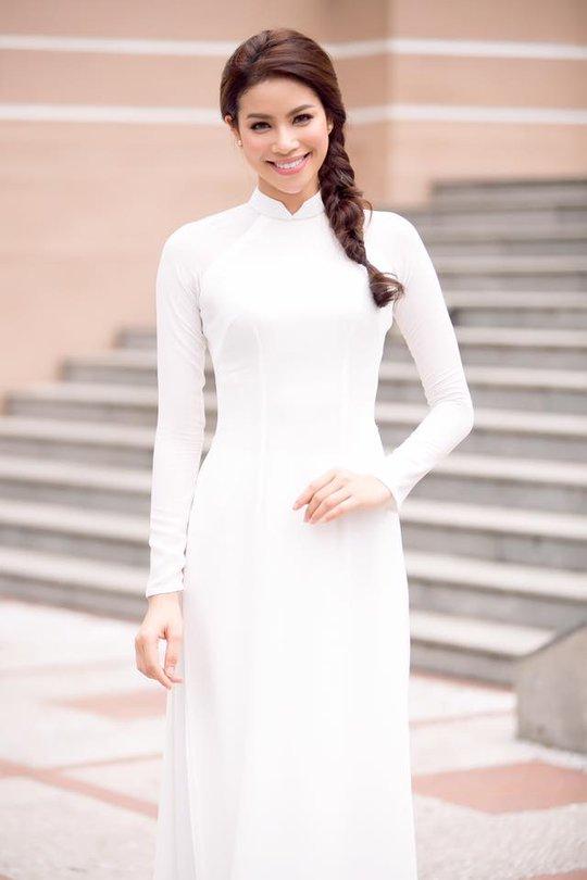 Phạm Hương lập quỹ giúp đỡ người dân miền Trung