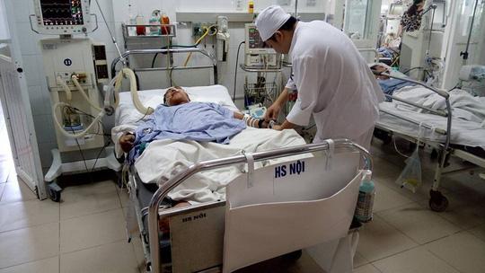 Bệnh nhân Phạm Văn H. đến ngày 20-10 vẫn đang hôn mê