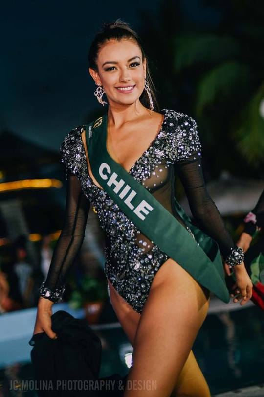 Hoa hậu Chile