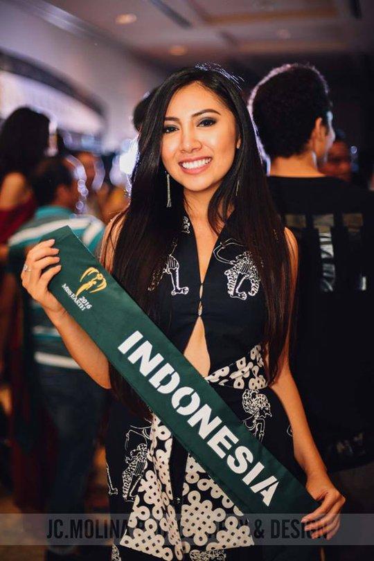 Người đẹp Indonesia